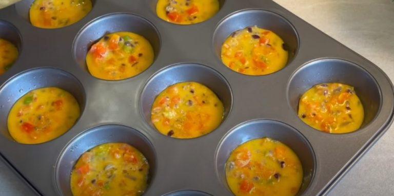 2 моркови, 1 лук и 4 яйца. Несколько минут и ужин готов!