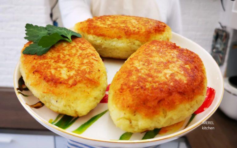 Научился готовить белорусское блюдо из картошки «Колдунчики»: вкусные, с начинкой и заходят на ура